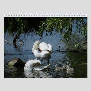 Birds Of The World Wall Calendar