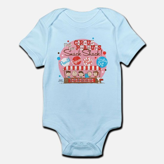 Peanuts Circus Infant Bodysuit