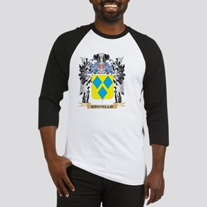Costello Coat of Arms - Family Cre Baseball Jersey