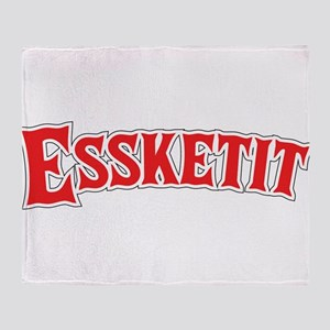 essketit Throw Blanket