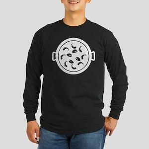 Paella Long Sleeve Dark T-Shirt