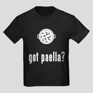 Paella Kids Dark T-Shirt