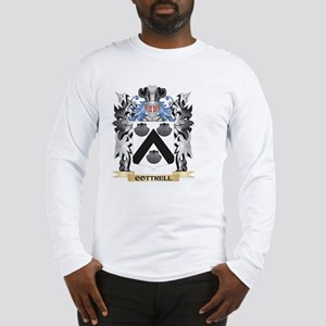 Cottrell Coat of Arms - Family Long Sleeve T-Shirt