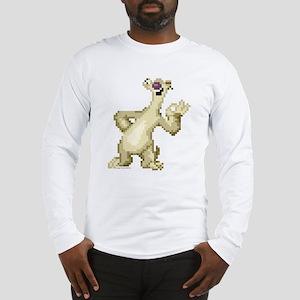 Ice Age 8-Bit Sid 2 Long Sleeve T-Shirt