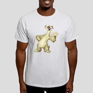 Ice Age 8-Bit Sid 2 Light T-Shirt