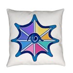Magical Eye Pastel Everyday Pillow