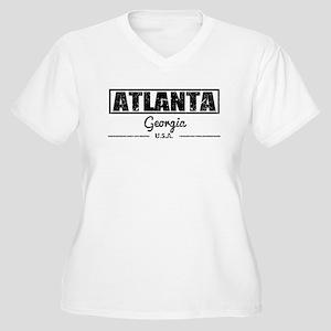 Atlanta Georgia Plus Size T-Shirt