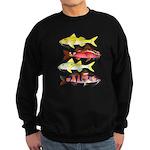 Four Indo-Pacific Goatfish Sweatshirt