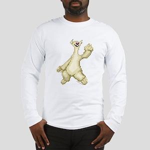 Ice Age 8-Bit Sid Long Sleeve T-Shirt