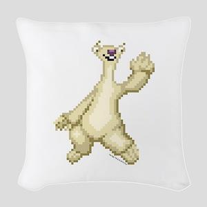 Ice Age 8-Bit Sid Woven Throw Pillow