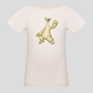 Ice Age 8-Bit Sid Organic Baby T-Shirt