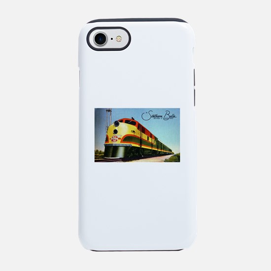 Southern Belle Train iPhone 7 Tough Case
