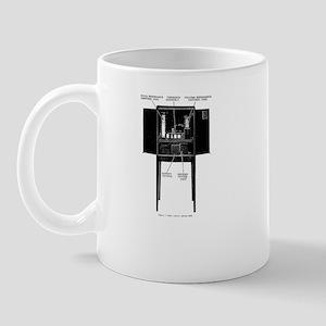 Labeled Parts Mug