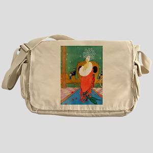 VOGUE - Glamor on the Red Carpet Messenger Bag