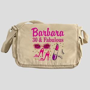30TH PRIMA DONNA Messenger Bag