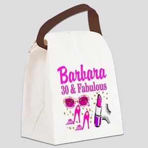 30TH PRIMA DONNA Canvas Lunch Bag