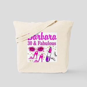 30TH PRIMA DONNA Tote Bag