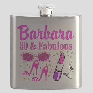 30TH PRIMA DONNA Flask