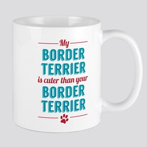 My Border Terrier Mugs