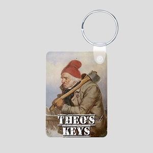 THEO'S Keys Keychains