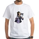 Ada Mascot Logo White T-Shirt