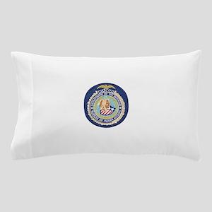 Bureau of Indian Affairs Academy Pillow Case