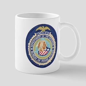 Bureau of Indian Affairs Academy Mug