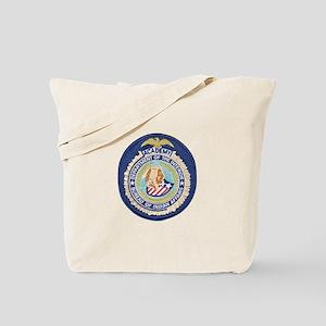 Bureau of Indian Affairs Academy Tote Bag