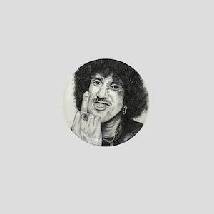 Phil Lynott Mini Button