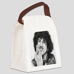 Phil Lynott Canvas Lunch Bag