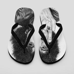 Phil Lynott Flip Flops
