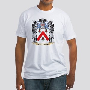 Cristofano Coat of Arms - Family Crest T-Shirt