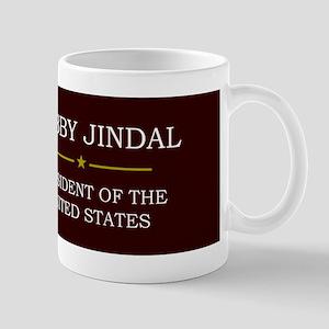 Bobby Jindal for President V3 Mug