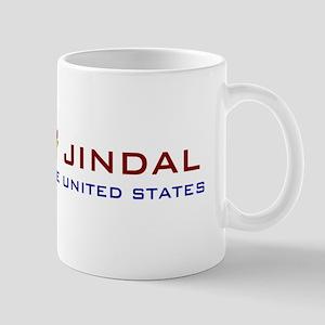 Bobby Jindal President USA Mug
