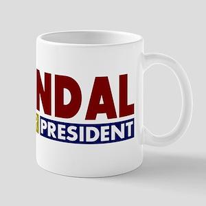Bobby Jindal for President V1 Mug