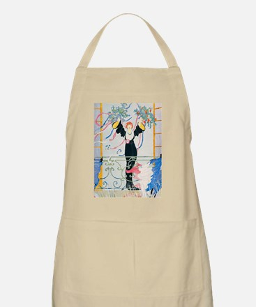 VOGUE - Peace and Victory in France Apron