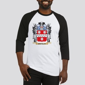 Crosley Coat of Arms - Family Cres Baseball Jersey