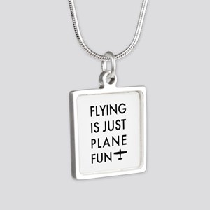 Plane Fun Flying 1504 Necklaces