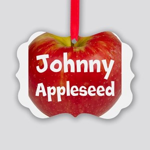 Johnny Appleseed Ornament