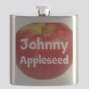 Johnny Appleseed Flask