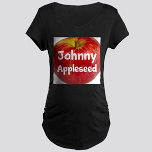 Johnny Appleseed Maternity T-Shirt