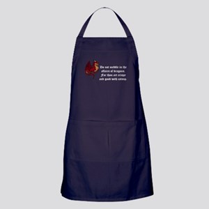 Dragons Apron (dark)