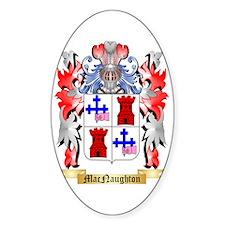 MacNaughton Sticker (Oval)