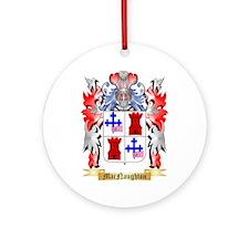 MacNaughton Ornament (Round)