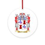 MacNaughten Ornament (Round)