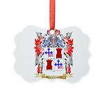 MacNaught Picture Ornament
