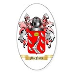 MacNally Sticker (Oval 50 pk)
