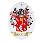 MacNally Ornament (Oval)