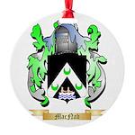 MacNab Round Ornament