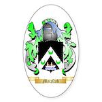 MacNab Sticker (Oval 50 pk)